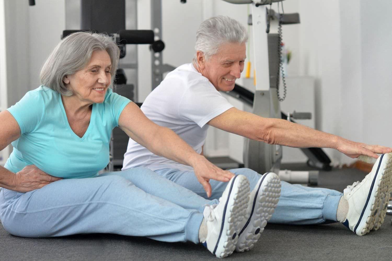 Bild zum Thema Therapie (verweist auf die Praxis für Physiotherapie - Kooperation)