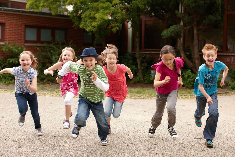 Bild zum Thema Erziehung (verweist auf den Fachdienst Offene Ganztagsschulen)