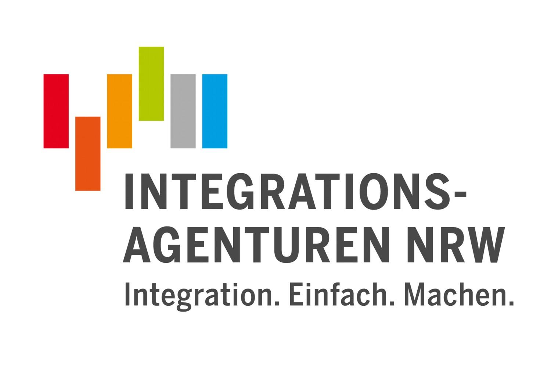 Bild zeigt: Logo der Integrationsagenturen NRW