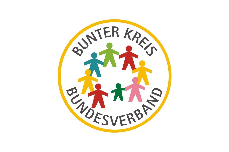 Bild zeigt: Logo des Bundesverbandes Bunter Kreis